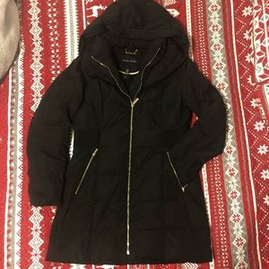 Ivanka Trump , duck down feather warm coat. Size M